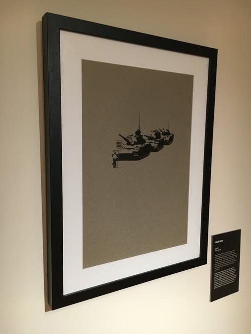 【一見の価値あり】Banksy(バンクシー)の初期作品、テストプリント、ケイトモス、ポスターまで