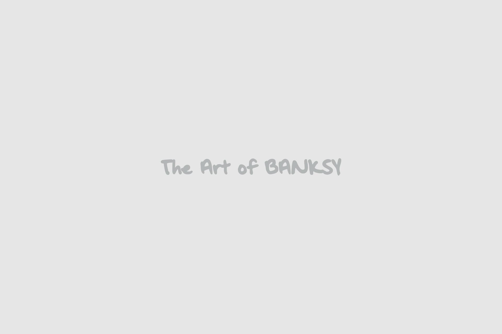 Banksy(バンクシー)、2006年開催の『Barely Legal』で発表された作品たち